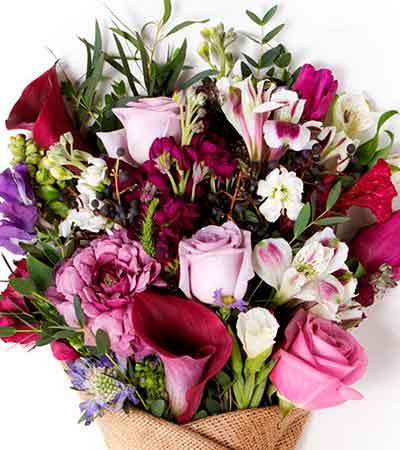 Comprar rosas a domicilio en concha espina madrid flores - Ramos de flores grandes ...