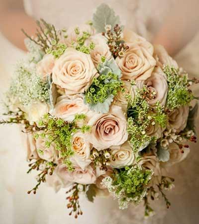 Ramo novia flor natural
