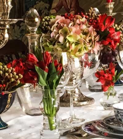 Comprar cesta de navidad en madrid flor de pascua for Cesta arbol navidad